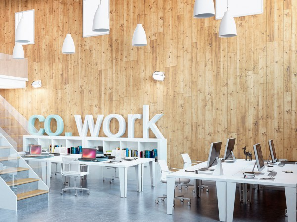 Co Work oficinas
