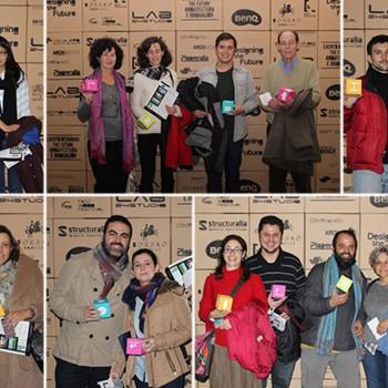 Evento DTF magazine. Auditorio Palacio Cibeles Madrid