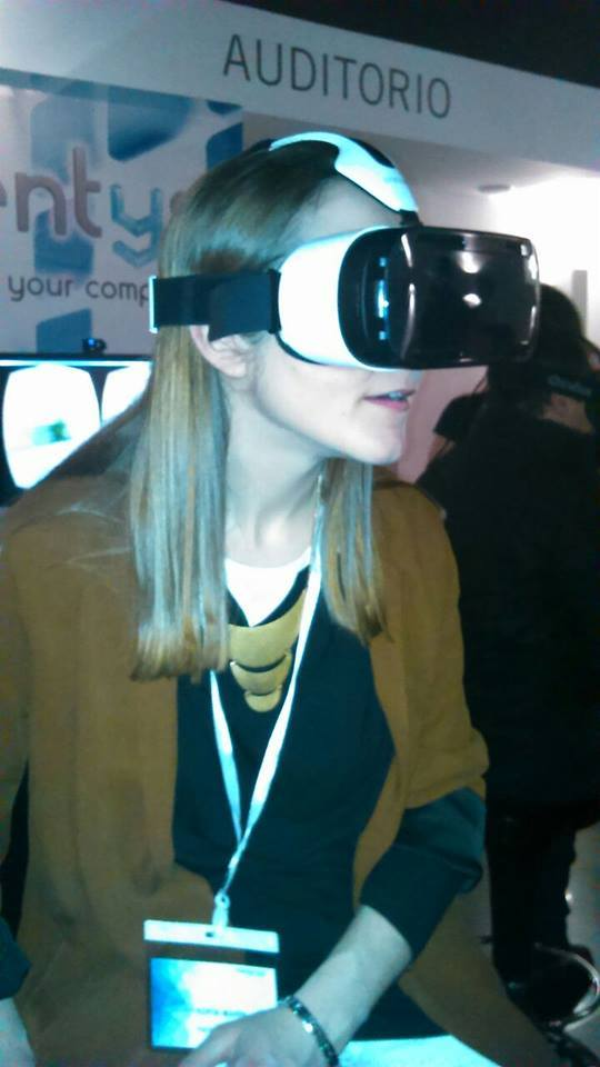 Realidad Virtual. Evento DTF