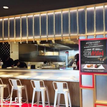 Mister Lee Restaurant Colaboración Cuarto interior