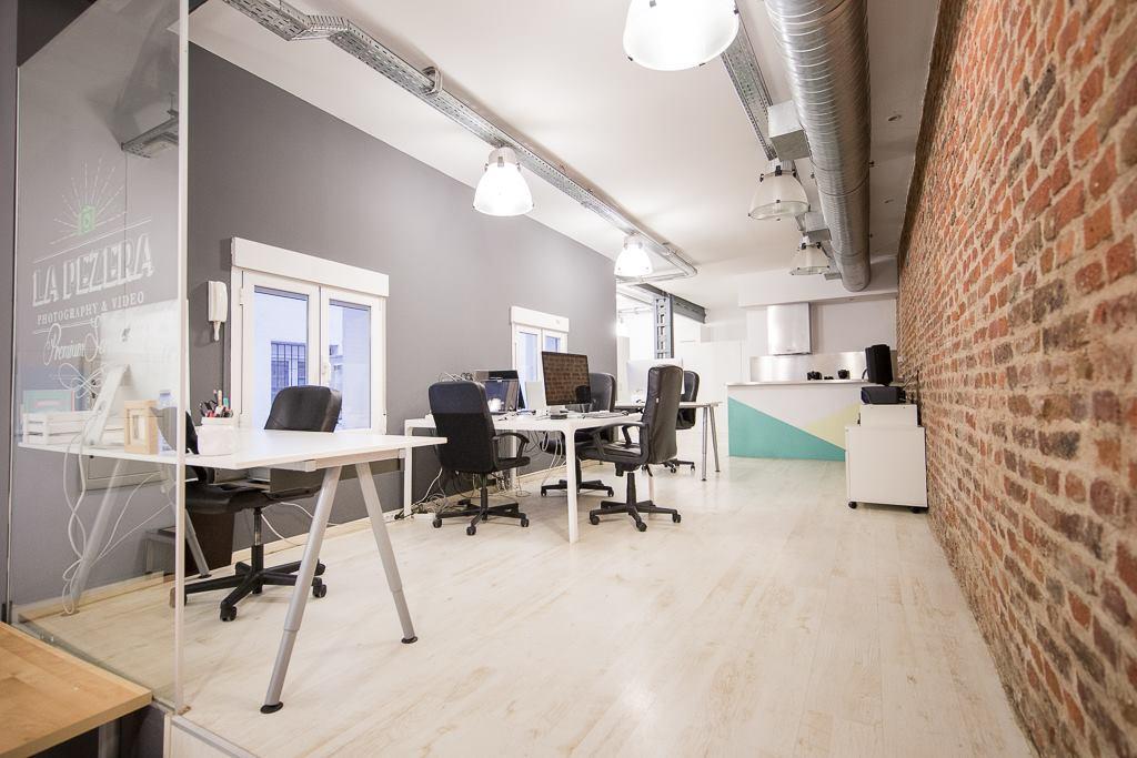 Nuevo Equipo, Oficinas y Proyectos